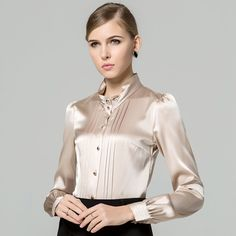 Real Silk Shirt GSC-011 USD204.83, Click photo to know how to buy and the discount