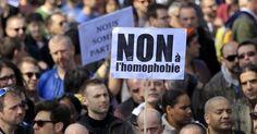 L'homophobie s'enracine en France