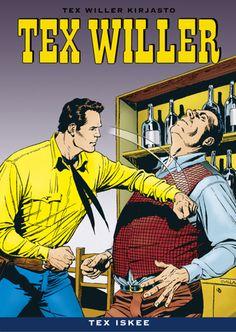 Tex Willer Kirjasto: Tex iskee