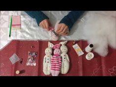 Kolay bebek yapımı (pratik) - YouTube