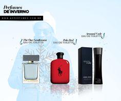 Confira os perfumes masculinos que são a cara do inverno! >> http://blog.aazperfumes.com.br/perfumes-de-inverno/