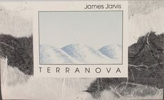 James Jarvis (3) - Terranova (Cassette) at Discogs