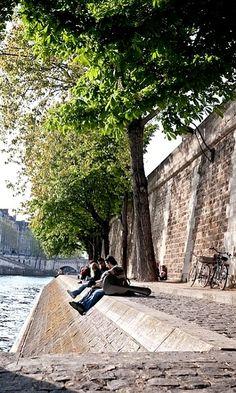 Quais de la Seine, Paris