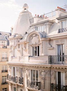 #Paris #Immeubles #Haussmanniens