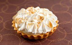 Aprenda o passo a passo desta deliciosa tortinha de limão