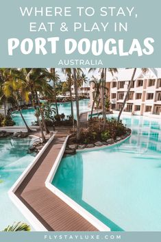 The Ultimate Luxe Travel Guide - All the best things to do in Port Douglas town. How to spend 3 days or one week in Port Douglas, Australia! New Zealand Itinerary, New Zealand Travel, Mexico Travel, Cool Places To Visit, Places To Go, Daintree Rainforest, Australia Travel Guide, Travel Guides, Travel Advice