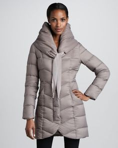 e8dd6b18 Neiman Marcus Elie Tahari Exclusive for Giselle Puffer Coat - ShopStyle