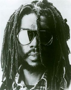 Peter Tosh. He had one of the greatest voices in Reggae--and music in general.