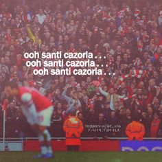 Santi Cazorla -- beloved by Arsenal fans everywhere. Arsenal Football, Arsenal Fc, European Football, Tumi, Angels, Soccer, Fans, Club, Random