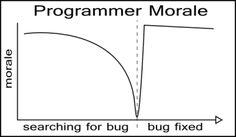 Programmer bug fix M