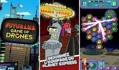 Futurama: Game of Drones, le Candy Crush-like est disponible sur le Google Play Store - http://www.frandroid.com/android/applications/jeux-android-applications/345358_futurama-game-of-drones-disponible-sur-le-google-play-store  #ApplicationsAndroid, #Jeux