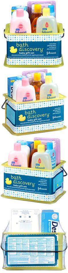Gift Sets 134756: Baby Gift Set Bath Time Johnson Lotion Shampoo Powder Bathtime Essentials . -> BUY IT NOW ONLY: $38.91 on eBay!