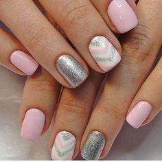nail nail decor birthday outfit decor decor desk in 2020 Hot Nails, Pink Nails, Glitter Nails, Fancy Nails, Pretty Nails, Shellac Nails, Acrylic Nails, Cruise Nails, Fingernail Designs