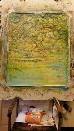 Vintage World Maps, Painting Art, Art