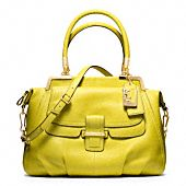 MADISON PINNACLE PEBBLED LEATHER LILLY