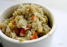 Slow Cooker Turkey Rice Casserole | AllFreeCasseroleRecipes.com