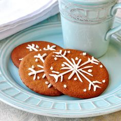 For over 175 more tried and tested cookie recipes be sure to browse our Pinterest Cookie Board  The Best Ginger Snaps Today's recipe comes to you courtesy of the ladies of the household. Spouse loves anything ginger and this is her recipe for crispy ginger snaps, one of the most perfect coffee or tea …