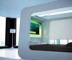 Hi-tech-luxury-bed-m #EasyPin
