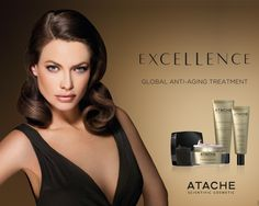 Global Anti-aging new treatment. Its exquisite silky feel and light perfume…