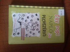 Jeff Kinney:Egy ropi naplója pechszèria.8.kötet . Csak ajánlani tudom nagyon jó könyv!