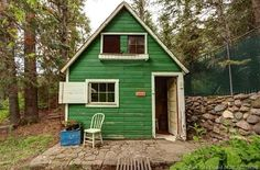 199 k 1930's rustic cabin at Sundance. This might do the trick. The price is right. Can't be the location~