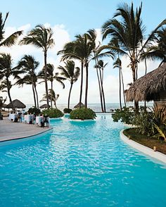 Punta Cana is a top vacation destination in the Dominican Republic for families and honeymooners, with an amazing choice of all-inclusives and beach resorts.