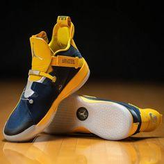 new products 2a1bf b2822 Air Jordan 33 NCAA 2018 PEs. Jordan Shoes ...