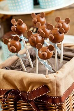 Hostess with the Mostess® - Teddy Bear Baby Shower