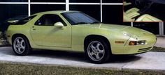 The last Porsche 928 released