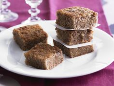 Cinnamon and walnut syrup cake, walnut recipe, brought to you by Australian Women's Weekly