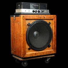 Bass Amps, Marshall Speaker, Fun Stuff, Porn, Home Appliances, Vintage, Fun Things, House Appliances, Appliances