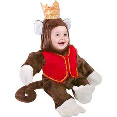 Baby Circus Monkey Costume