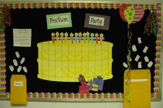fraction bulletin boards - Google Search
