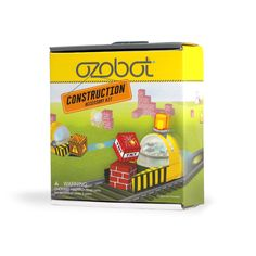 Ozobot Accessory Kit, Construction Series