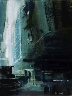 Urban Landscape. 2000s. William Wray.