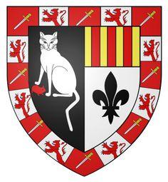 Blason de la famille de Muyser Lantwyck (Belgique)