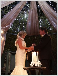 La Bella Wedding Chapel LV NV: Outdoor Gazebo Weddings