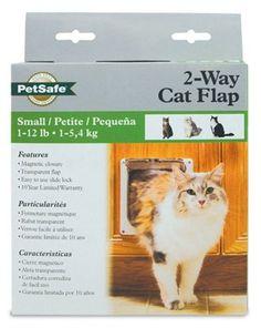 catsafe Cat Door Flap For Interior Doors Only 5.75 In. X 5.75 In., 6.5623 In. X 6.8125 In. *** Unbelievable  item right here!