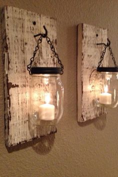 Mason Jar crafts                                                                                                                                                     More