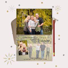 Oh Holy Night Lyrics Christmas Cards · Christian Cards to remember our Saviors Birth · Custom Christmas Photo Cards