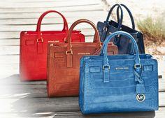 Die Taschen von Michael Kors - Bunte Farbauswahl