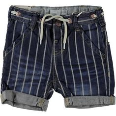 Name+It+short+BOY+(va.74) Fashion Wear, Denim Fashion, Boy Fashion, Chino Shorts, Denim Shorts, Toddler Boys, Kids, Big Boys, Denim Style