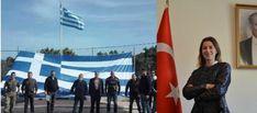 Oι Κρητικοί εμπόδισαν την επίσκεψη της Τουρκάλας προξένου λόγω της ομηρίας των 2 Ελλήνων στρατιωτικών