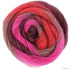 NEXT Sock Yarn Salsa 100g Farbe 7528