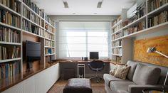 Home Office, Projeto, Decoração