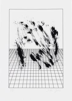 Graphic work of Inka Jarvinen on Sight Unseen
