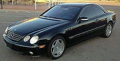 2005 Mercedes Benz CL 600 V-12, Twin Turbo 525 HP, 615 Torque