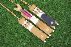 Cute Corgi shaped Pen & Electronic Cigarette Cases by YOMiCORGi