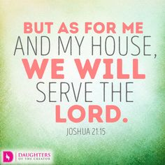 Daily Devotional -What's up in Your House: http://daughtersofthecreator.com/whats-up-in-your-house/