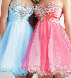 Tulle and Beading Homecoming Dresses, Short/Mini Graduation Dresses,The Charming Sweetheart Homecoming Dresses,Homecoming Dress On Sale,